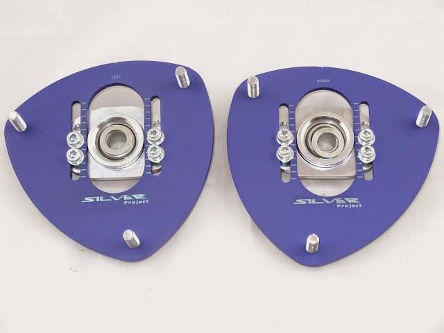 Camber Plates SUBARU IMPREZA GC 93-01 przód - GRUBYGARAGE - Sklep Tuningowy